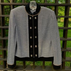 St. John Collection by Marie Gray Lock&Key Jacket